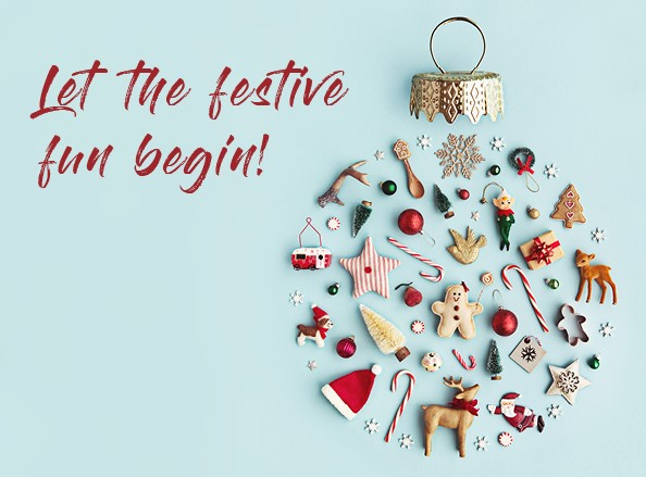 Christmas Breaks in Harrogate Offer Image