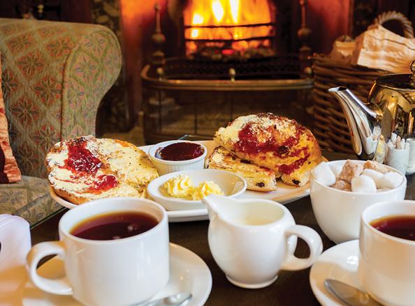 Autumn Hotel Breaks in Alnwick Offer Image