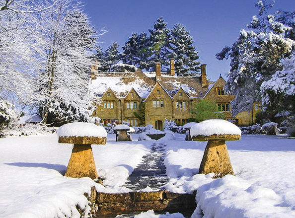 Twixmas Breaks in the Cotswolds Offer Image