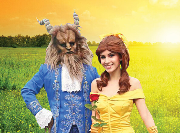 Beauty and the Beast Offer Image