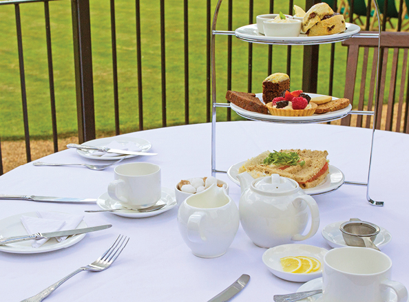 Spring Afternoon Tea Offer Image